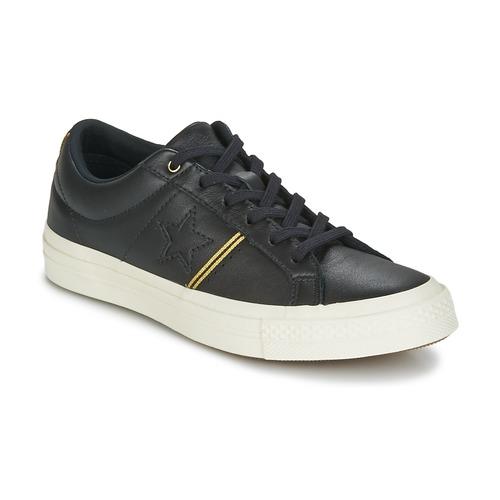 Zapatos promocionales Converse One Star Negro  Los últimos zapatos de descuento para hombres y mujeres