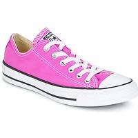 Zapatos Mujer Zapatillas bajas Converse Chuck Taylor All Star Ox Seasonal Colors Rosa