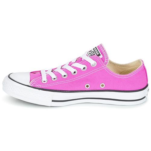 Los zapatos más populares para hombres y mujeres Zapatos especiales Converse Chuck Taylor All Star Ox Seasonal Colors Rosa