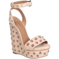 Zapatos Mujer Sandalias Alaa 6E3X842CC06 Nudo