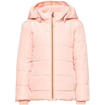 textil Niña plumas Name It Kids NITMIT JACKET MINI Rosa
