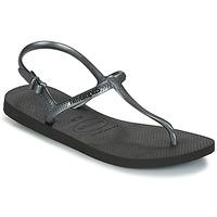 Zapatos Mujer Sandalias Havaianas FREEDOM SL Negro