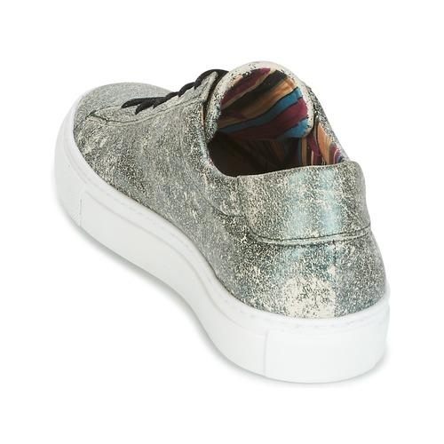 Zapatos Zapatillas Felmini Mujer VerdeMetalizado Bajas c4AjL35Rq