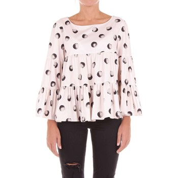 textil Mujer Tops / Blusas Blumarine 8661 Suéter Mujer Rosa antigua Rosa antigua