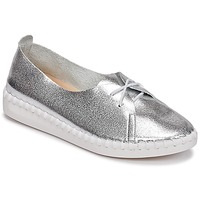 Zapatos Mujer Derbie Les Petites Bombes DEMY Plata