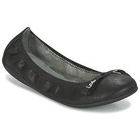 Zapatos Mujer Bailarinas-manoletinas LPB Shoes ELLA VELOUR Negro