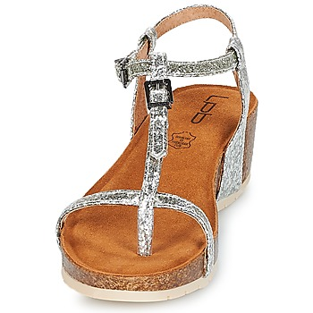 LPB Shoes KISS Plata