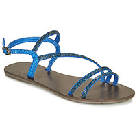 Zapatos Mujer Sandalias LPB Shoes NELLY Azul