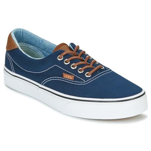 Zapatos Hombre Zapatillas bajas Vans ERA Azul