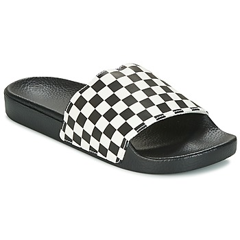 Zapatos Hombre Zuecos (Mules) Vans MN SLIDE-ON Negro