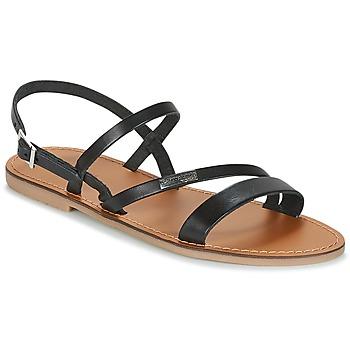 Zapatos Mujer Sandalias Les Tropéziennes par M Belarbi BADEN Negro