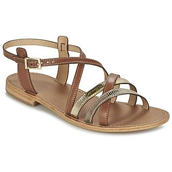 Zapatos Mujer Sandalias Les Tropéziennes par M Belarbi HAPAX Tan / Beige