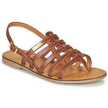Zapatos Mujer Sandalias Les Tropéziennes par M Belarbi HERILO Marrón