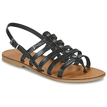 Zapatos Mujer Sandalias Les Tropéziennes par M Belarbi HERILO Negro