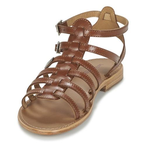Sandalias Par Zapatos Tropéziennes Belarbi Les Hic Mujer M Tan EIDH2W9Y