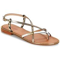 Zapatos Mujer Sandalias Les Tropéziennes par M Belarbi MONACO Oro