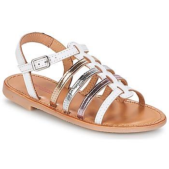Zapatos Niña Sandalias Les Tropéziennes par M Belarbi MONGUE Blanco