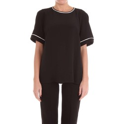 textil Mujer jerséis Etro 163934404 Suéter Mujer negro negro