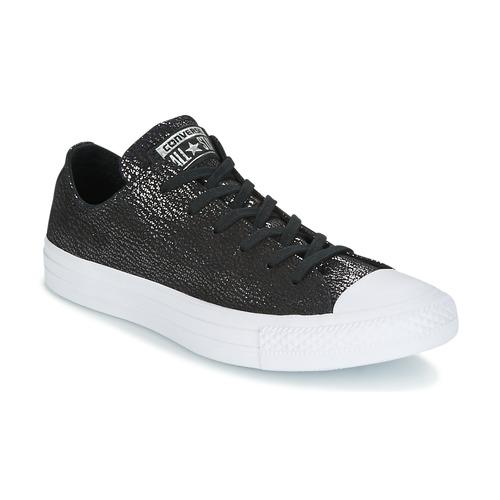Descuento de la marca Zapatos especiales Converse Chuck Taylor All Star Ox Tipped Metallic Negro