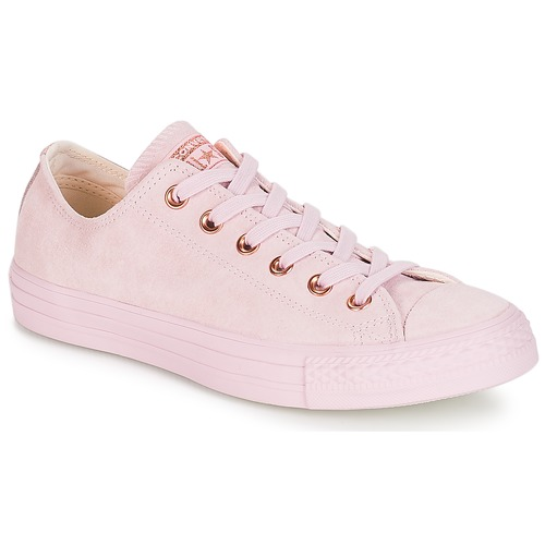 converse mujer rose