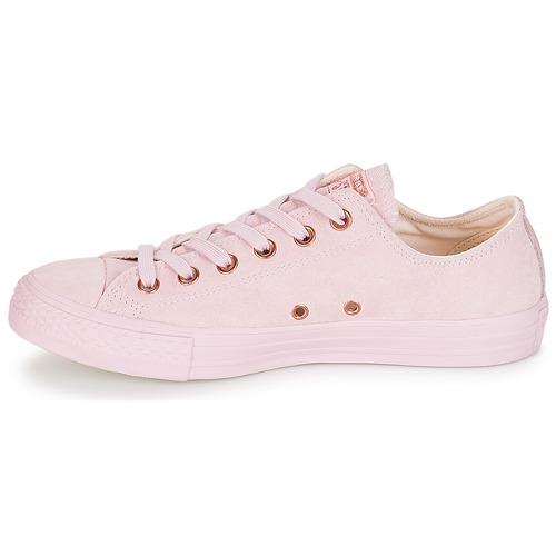 Cómodo y bien parecido Zapatos especiales Converse Chuck Taylor All Star-Ox Rosa
