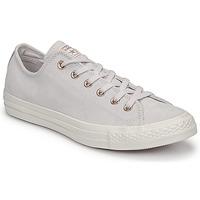 Zapatos Mujer Zapatillas bajas Converse Chuck Taylor All Star-Ox Rosa / Blanco