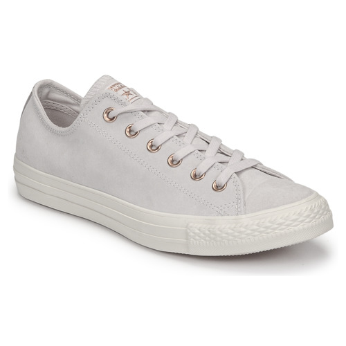Zapatos casuales salvajes Zapatos especiales Converse Chuck Taylor All Star-Ox Rosa / Blanco