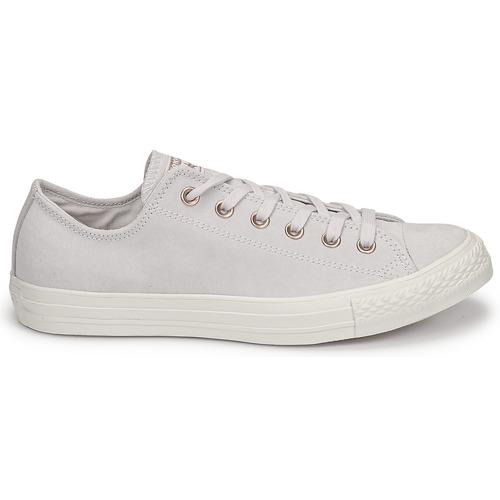 Zapatos casuales salvajes Zapatos especiales Converse Chuck Taylor All Star-Ox Rosa / Blanco