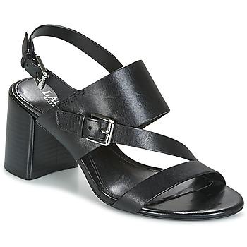 Zapatos Mujer Sandalias Lauren Ralph Lauren FLORIN Negro