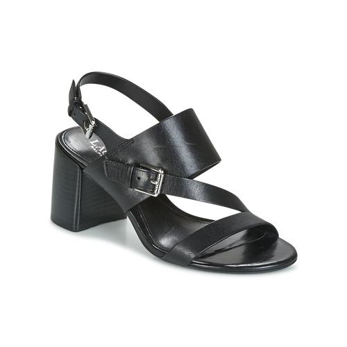 Zapatos promocionales Lauren Ralph Lauren FLORIN Negro  Zapatos de mujer baratos zapatos de mujer