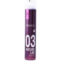 Belleza Fijadores Salerm Nature Lac Strong Hold Hairspray  650 ml