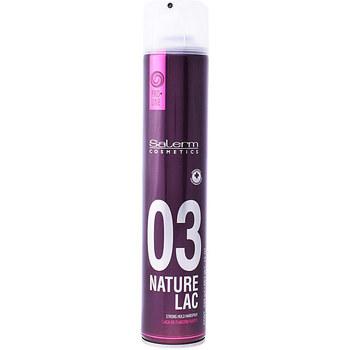 Belleza Fijadores Salerm Nature Lac Strong Hold Hairspray