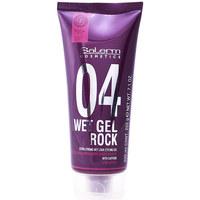 Belleza Acondicionador Salerm Wet Gel Rock Extra-strong Wet Look Styling Gel  200 ml