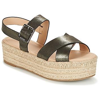 Zapatos Mujer Sandalias MTNG VATIXIO Negro