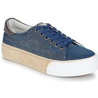 Zapatos Mujer Zapatillas bajas MTNG ERTIMOR Marino