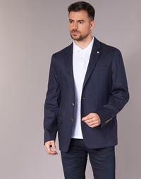 textil Hombre Chaquetas / Americana Serge Blanco SUTTON Marino