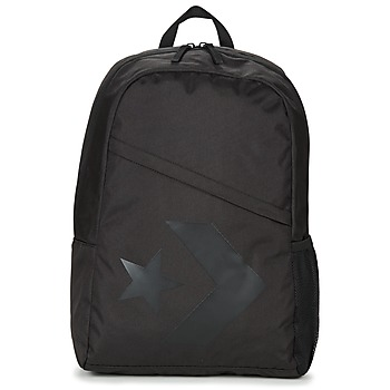 Bolsos Mochila Converse SPEED BACKPACK STAR CHEVRON Negro