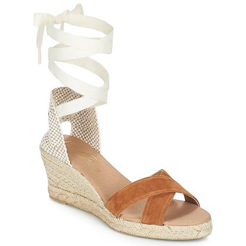 Betty London IDILE Marrón - Envío gratis | ! - Zapatos Sandalias Mujer