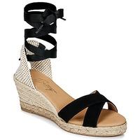 Zapatos Mujer Sandalias Betty London IDILE Negro