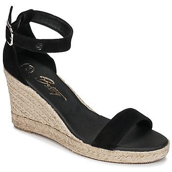 Zapatos Mujer Sandalias Betty London INDALI Negro
