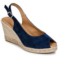 Zapatos Mujer Sandalias Betty London INANI Marino