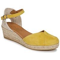Zapatos Mujer Sandalias Betty London INONO Amarillo
