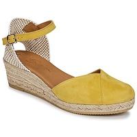 Zapatos Mujer Sandalias Betty London INONO Amarillo