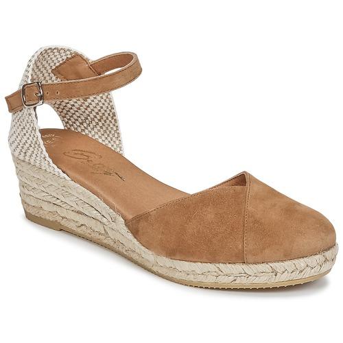 Betty London INONO Camel - Envío gratis | ! - Zapatos Sandalias Mujer