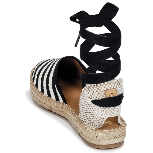 Alpargatas Mujer Betty London Zapatos NegroBlanco Inano CxoWrdBe