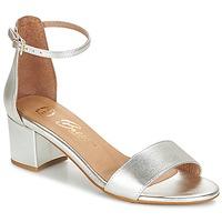 Zapatos Mujer Sandalias Betty London INNAMATA Plata