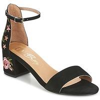 Zapatos Mujer Sandalias Betty London INNUMUTU Negro