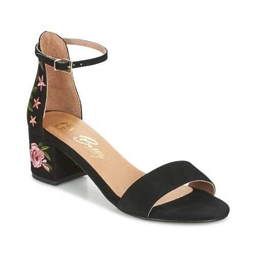 Casual salvaje Zapatos especiales Betty London INNUMUTU Negro