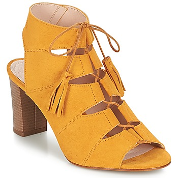 Zapatos Mujer Sandalias Betty London EVENE Amarillo