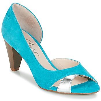 Zapatos Mujer Sandalias Betty London IMIMI Azul